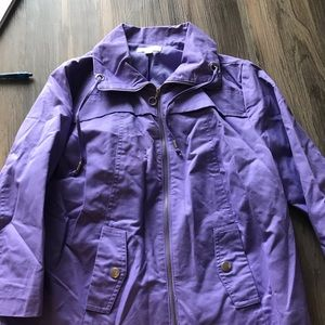 NEW lavender jacket